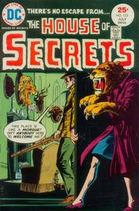 Cover for House of Secrets (DC, 1969 series) #133
