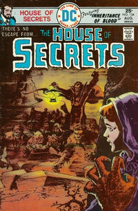 Cover Thumbnail for House of Secrets (DC, 1969 series) #134
