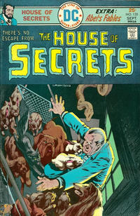 Cover Thumbnail for House of Secrets (DC, 1969 series) #135