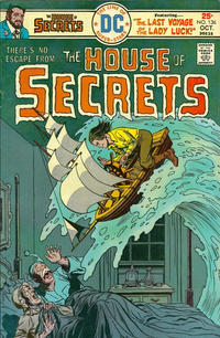 Cover Thumbnail for House of Secrets (DC, 1969 series) #136