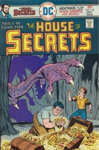 Cover Thumbnail for House of Secrets (DC, 1969 series) #138