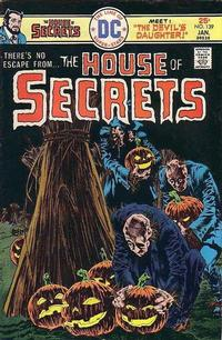Cover Thumbnail for House of Secrets (DC, 1969 series) #139