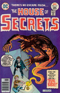 Cover Thumbnail for House of Secrets (DC, 1969 series) #143