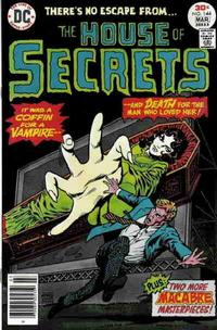 Cover Thumbnail for House of Secrets (DC, 1969 series) #144