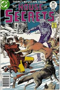 Cover Thumbnail for House of Secrets (DC, 1969 series) #146