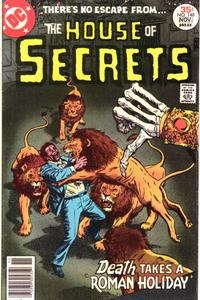 Cover Thumbnail for House of Secrets (DC, 1969 series) #148