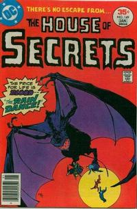 Cover Thumbnail for House of Secrets (DC, 1956 series) #149