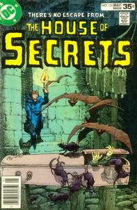 Cover Thumbnail for House of Secrets (DC, 1969 series) #151