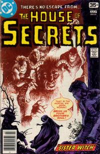 Cover Thumbnail for House of Secrets (DC, 1969 series) #152