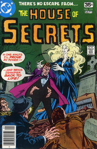 Cover Thumbnail for House of Secrets (DC, 1969 series) #153