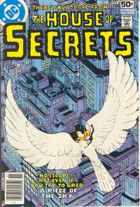 Cover Thumbnail for House of Secrets (DC, 1969 series) #154