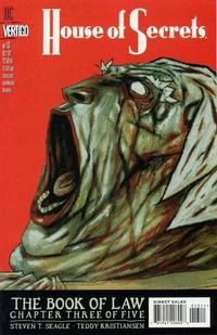 Cover Thumbnail for House of Secrets (DC, 1996 series) #13