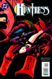 Cover Thumbnail for Huntress (DC, 1994 series) #4