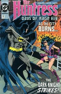 Cover Thumbnail for The Huntress (DC, 1989 series) #17