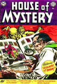 Cover Thumbnail for House of Mystery (DC, 1951 series) #23