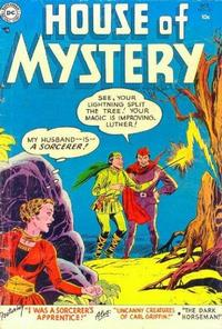 Cover Thumbnail for House of Mystery (DC, 1951 series) #31