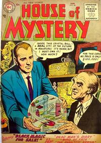 Cover Thumbnail for House of Mystery (DC, 1951 series) #46