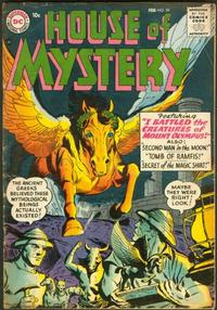 Cover Thumbnail for House of Mystery (DC, 1951 series) #59