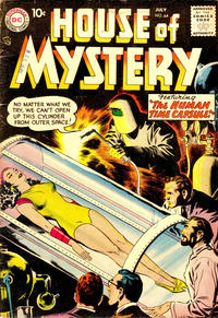 Cover Thumbnail for House of Mystery (DC, 1951 series) #64