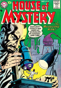 Cover Thumbnail for House of Mystery (DC, 1951 series) #68