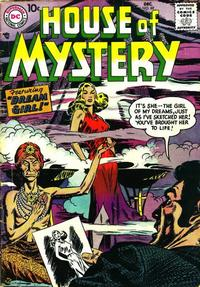 Cover Thumbnail for House of Mystery (DC, 1951 series) #69