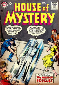 Cover Thumbnail for House of Mystery (DC, 1951 series) #73
