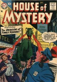 Cover Thumbnail for House of Mystery (DC, 1951 series) #74