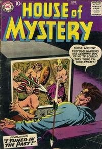 Cover Thumbnail for House of Mystery (DC, 1951 series) #75
