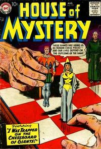 Cover Thumbnail for House of Mystery (DC, 1951 series) #77