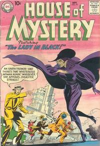 Cover for House of Mystery (DC, 1951 series) #78