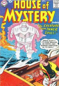 Cover Thumbnail for House of Mystery (DC, 1951 series) #79