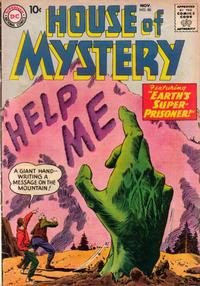 Cover Thumbnail for House of Mystery (DC, 1951 series) #80