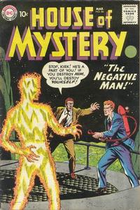 Cover Thumbnail for House of Mystery (DC, 1951 series) #84