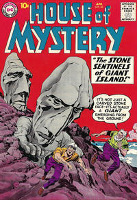 Cover Thumbnail for House of Mystery (DC, 1951 series) #85