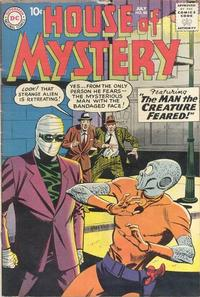 Cover Thumbnail for House of Mystery (DC, 1951 series) #88