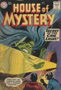 Cover Thumbnail for House of Mystery (DC, 1951 series) #89