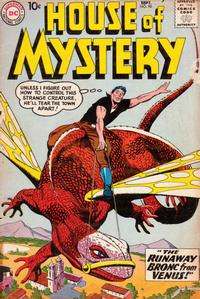 Cover Thumbnail for House of Mystery (DC, 1951 series) #90