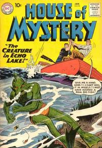 Cover Thumbnail for House of Mystery (DC, 1951 series) #94