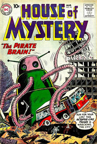 Cover Thumbnail for House of Mystery (DC, 1951 series) #96
