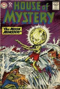 Cover Thumbnail for House of Mystery (DC, 1951 series) #97