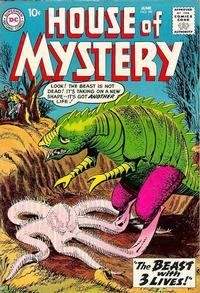 Cover Thumbnail for House of Mystery (DC, 1951 series) #99