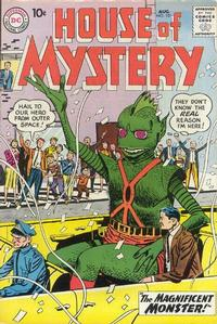 Cover Thumbnail for House of Mystery (DC, 1951 series) #101