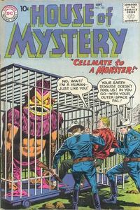Cover Thumbnail for House of Mystery (DC, 1951 series) #102