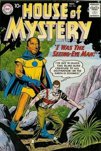 Cover Thumbnail for House of Mystery (DC, 1951 series) #104