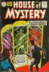 Cover Thumbnail for House of Mystery (DC, 1951 series) #108