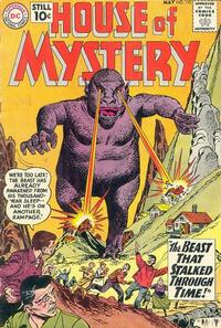 Cover Thumbnail for House of Mystery (DC, 1951 series) #110