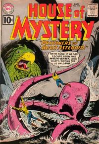 Cover Thumbnail for House of Mystery (DC, 1951 series) #113