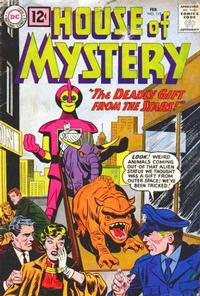 Cover Thumbnail for House of Mystery (DC, 1951 series) #119