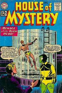 Cover Thumbnail for House of Mystery (DC, 1951 series) #122