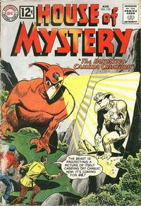 Cover Thumbnail for House of Mystery (DC, 1951 series) #125